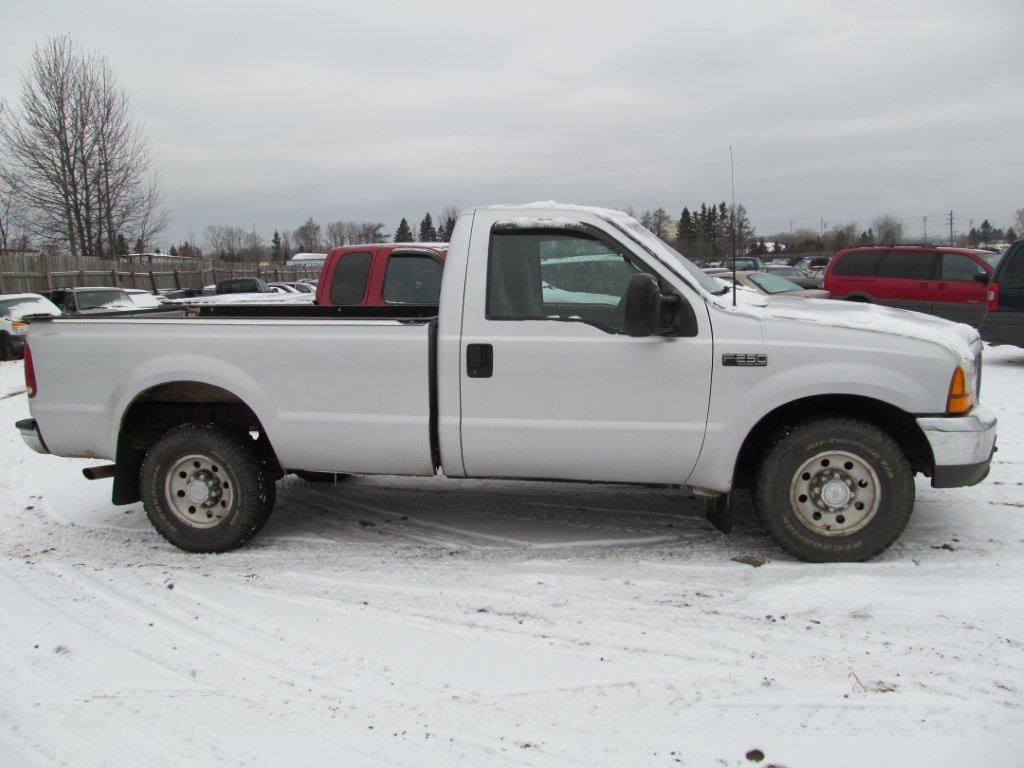 Ford FORD F250 SUPER DUTY 1999 For Parts E92062