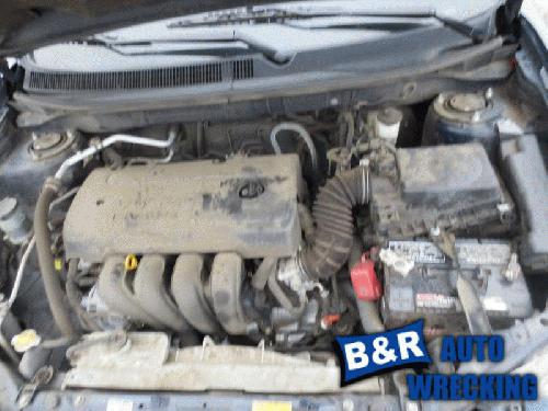 2006 Pontiac Vibe Alternator 601 60754b Ecb594