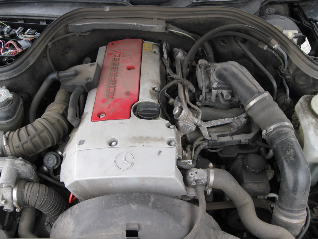 Engine mercedes c230 1997 97 1998 98 1999 99 2000 00 page 1 for Mercedes benz c230 engine