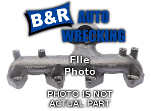 Ford FOCUS 2004 Exhaust Manifold