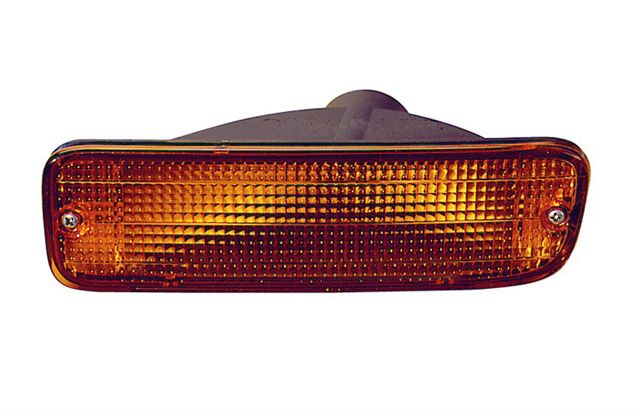 1995-1997 TOYOTA TACOMA (TWO WHEEL DRIVE, W/O PRERUNNER MODEL) SIGNAL LIGHT - DRIVER SIDE ASSEMBLY