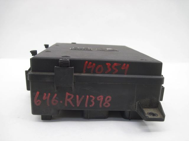 range rover fuse box location fuse box land rover range rover 1998 98 777473 #27040874
