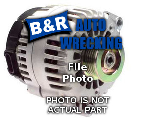 Dodge DAKOTA 1988 Alternator With Pulley 601-00475 EFH373