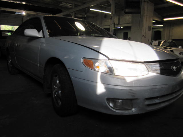 Parting out a 2000 Toyota Solara