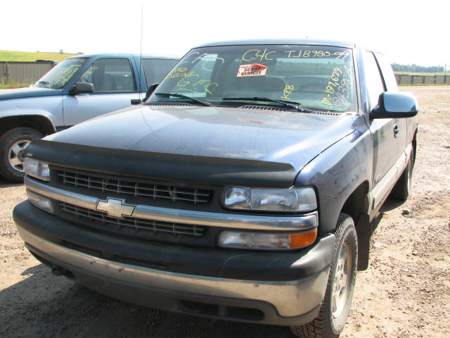 1999 CHEVY SILVERADO 1500 PICKUP ENGINE COMPUTER ECU ECM 1560317