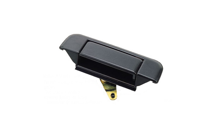 89-95 TOYOTA PICKUP TRUCK <em>TAILGATE</em> HANDLE (CENTER OPEN) (TEXTURE BLACK)