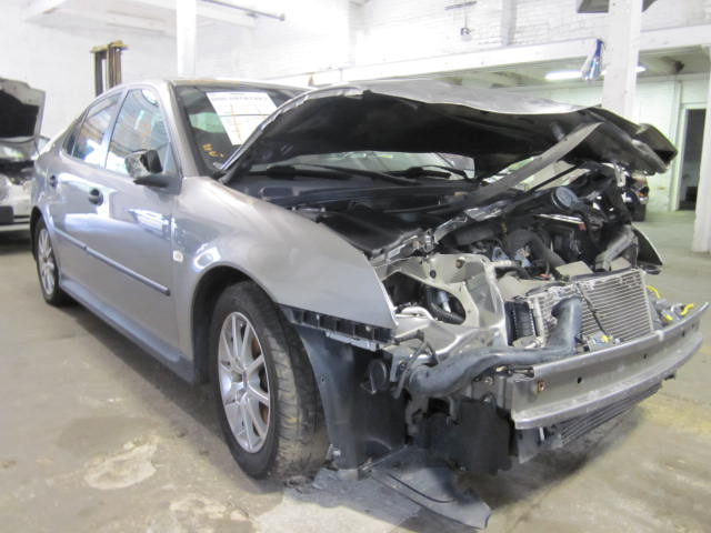 Parting out a 2003 Saab 9-3