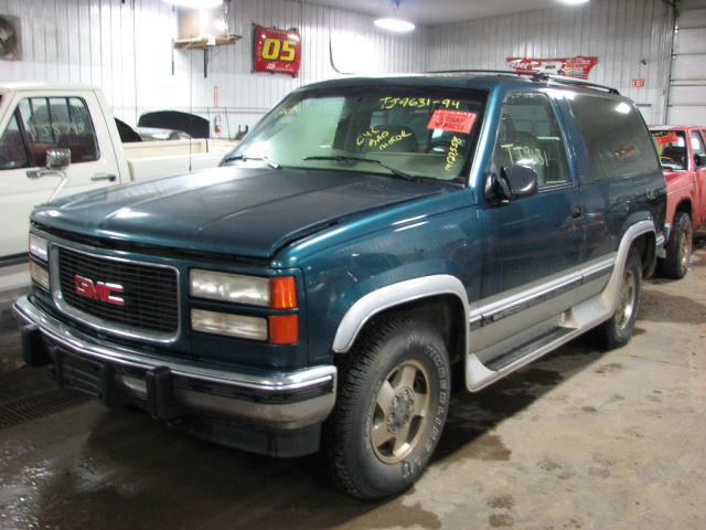 1994 GMC YUKON 4X4 TRANSFER CASE 412-00272A 1114355