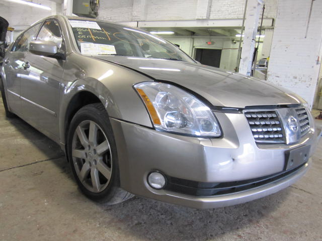 Parting out a 2005 Nissan Maxima