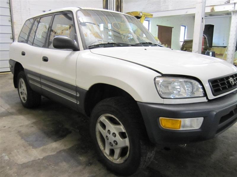 Parting out a 1998 Toyota RAV4