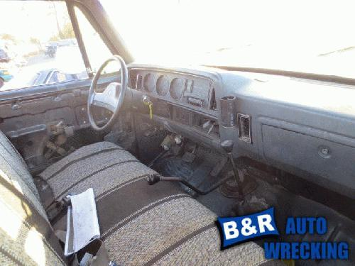 1990 Dodge Ram 250 2500 Door Handle Interior 21596576 229 Ch8690