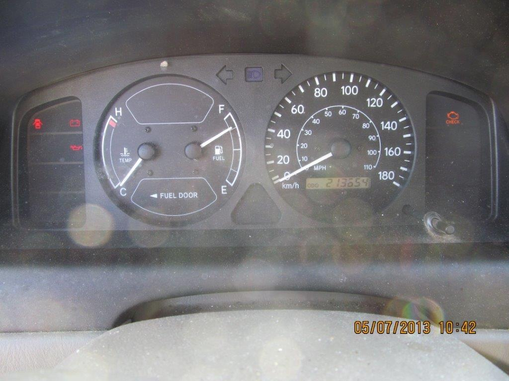 <em>Toyota</em>  <em>TOYOTA</em> <em>COROLLA</em> 1999 For Parts