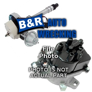 Honda ACCORD 1993 Distributor 606-58717 BEA738