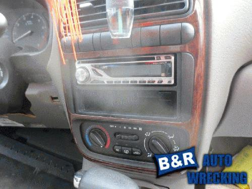 Saturn Vue Radio Fuse