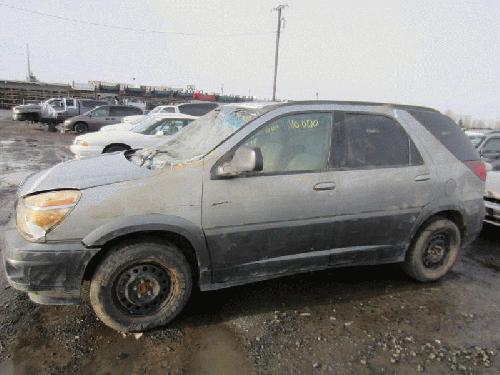 2004 Buick Rendezvous Fuse Box  21462397   646 Gm4e04