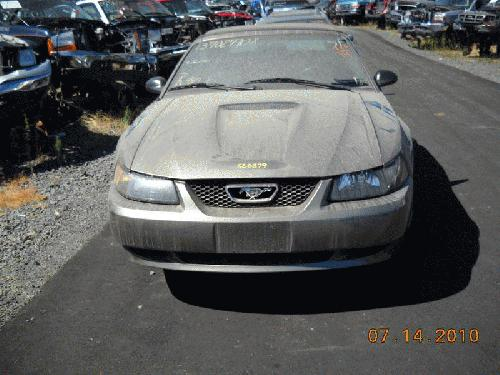 2001 Ford Mustang Windshield <em>Washer</em> <em>Reservoir</em>