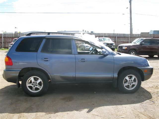 Hyundai  SANTA FE 2001 For Parts
