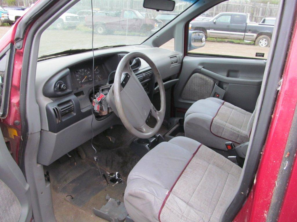 Ford  AEROSTAR 1995 For Parts