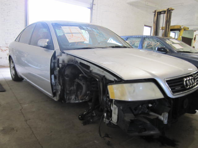 Parting out a 2001 Audi A6