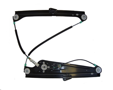 Power Window Regulator without Motor Front Left for BMW