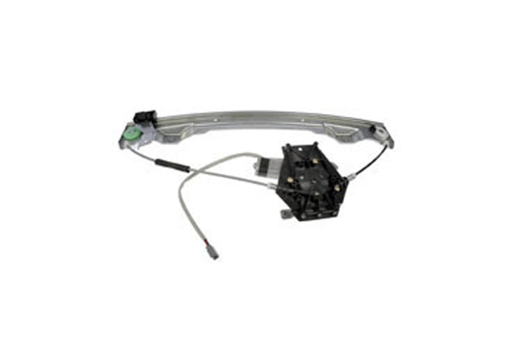 02 10 ford explorer power rear window regulator w motor