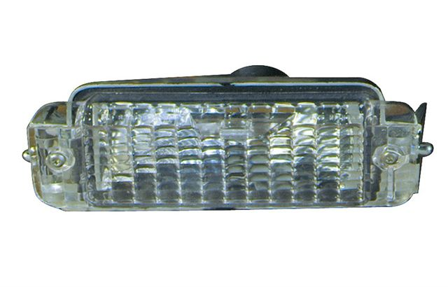 1989-1994 PONTIAC SUNBIRD ('89 W/O CONCEALED HEAD LAMP TYPE) PARK LIGHT - PASSENGER SIDE ASSEMBLY