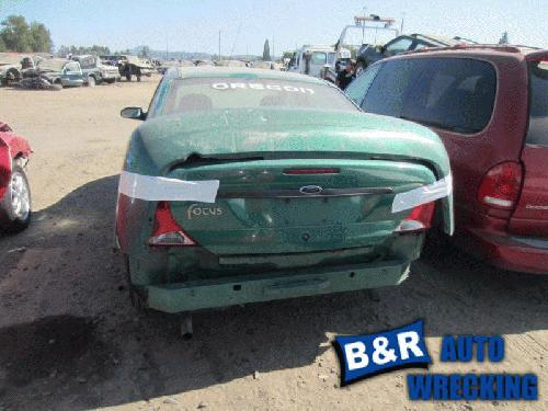 2002 Ford Focus Fuse Box 646.FD1F02 EBH931