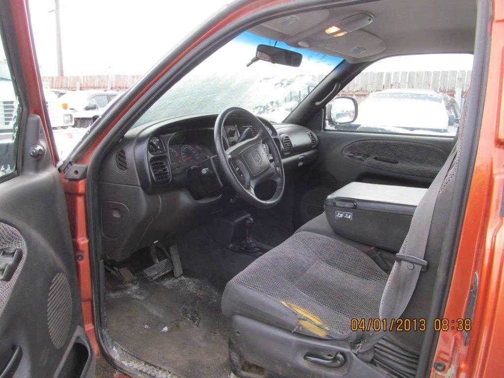 Dodge  DODGE RAM 1500 PICKUP 2001 For ..
