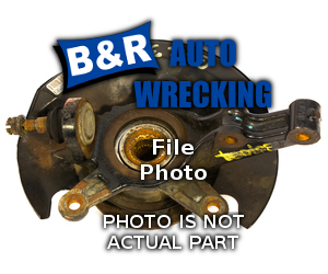 Mercedes-Benz C220 1994 Right Side Stub Axle, Rear