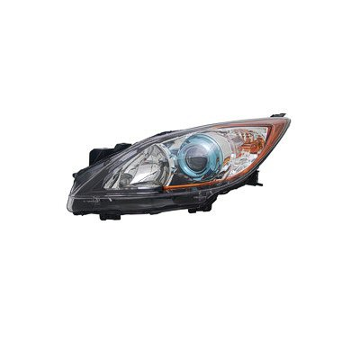 New Headlamp L/HSG Right MAZDA MAZDA 3 2012 PN MA2519143