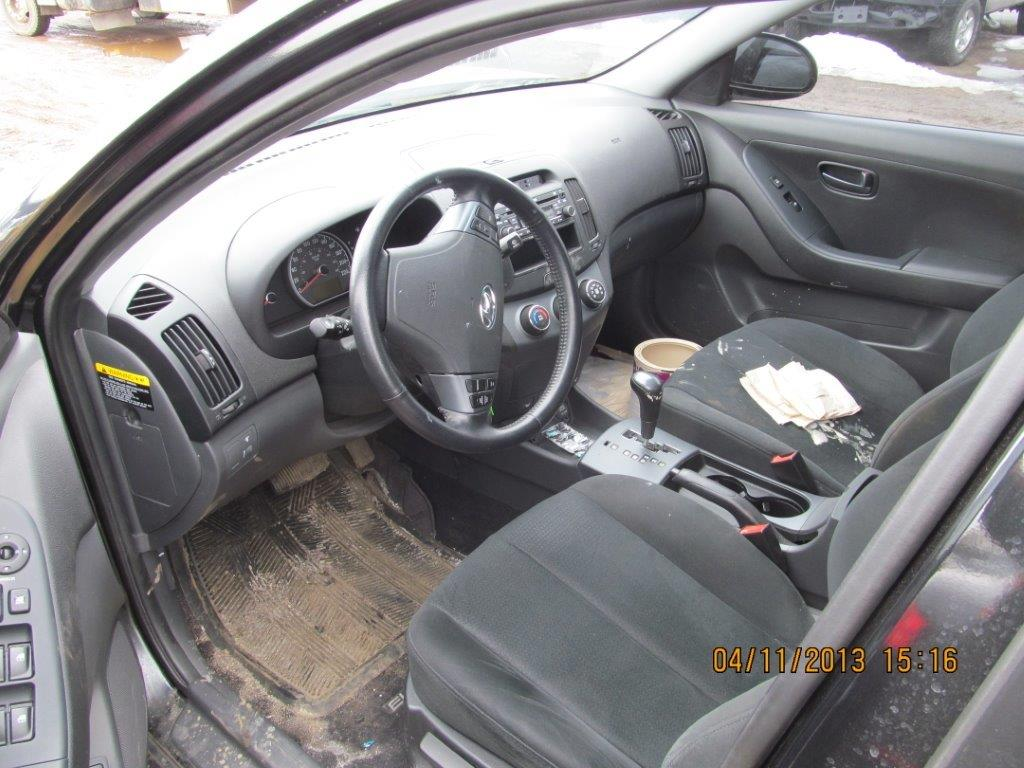 Hyundai  ELANTRA 2008 For Parts