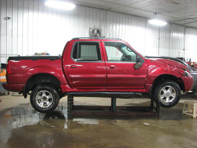 Ford Explorer 4x4 Front Axle : Ford explorer sport trac front axle differential