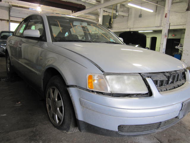 Parting out a 1999 Volkswagen Passat