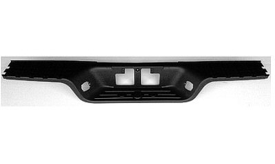 new step bumper pad rear toyota tundra pickup 2007 2012 pn to1191101 21806480 to1191101. Black Bedroom Furniture Sets. Home Design Ideas