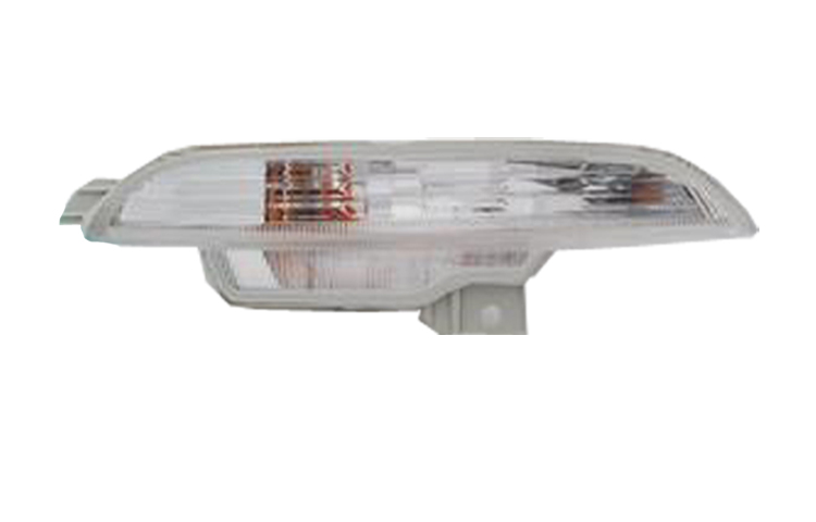 2010-2010 HONDA INSIGHT TURN SIGNAL LIGHT (ON BUMPER) - DRIVER SIDE ASSEMBLY