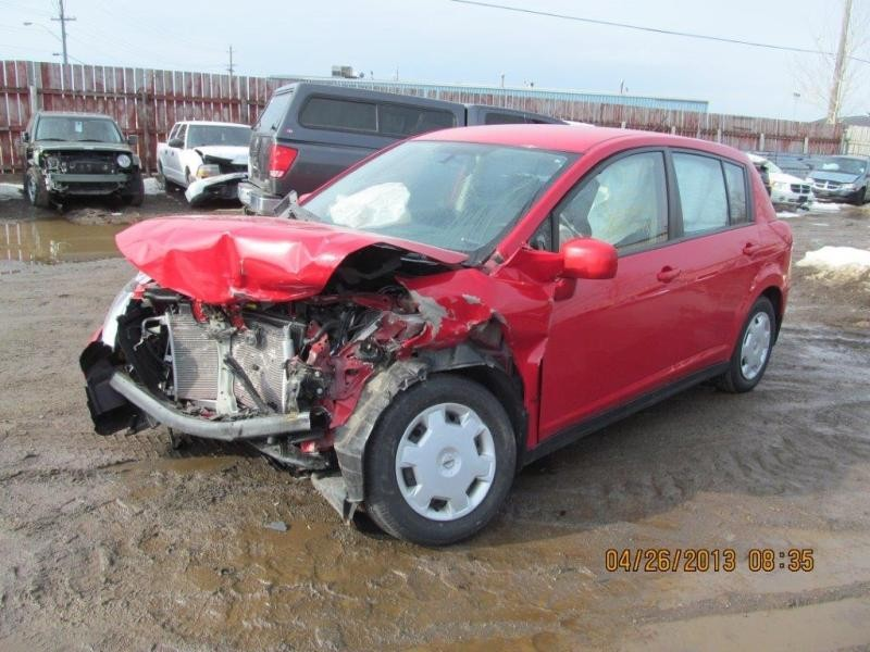 Chevrolet  VERSA 2009 For Parts