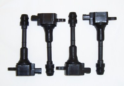 Ignition Coil Set of 4 for Nissan Sentra