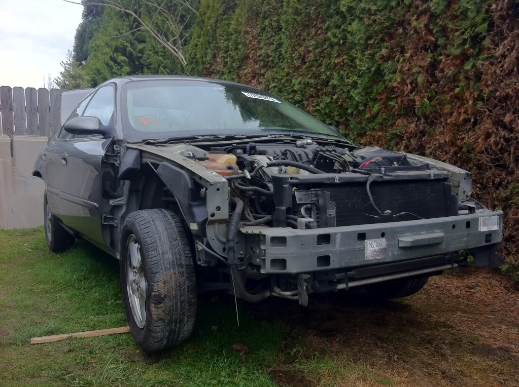 2003 Ford Taurus Parts