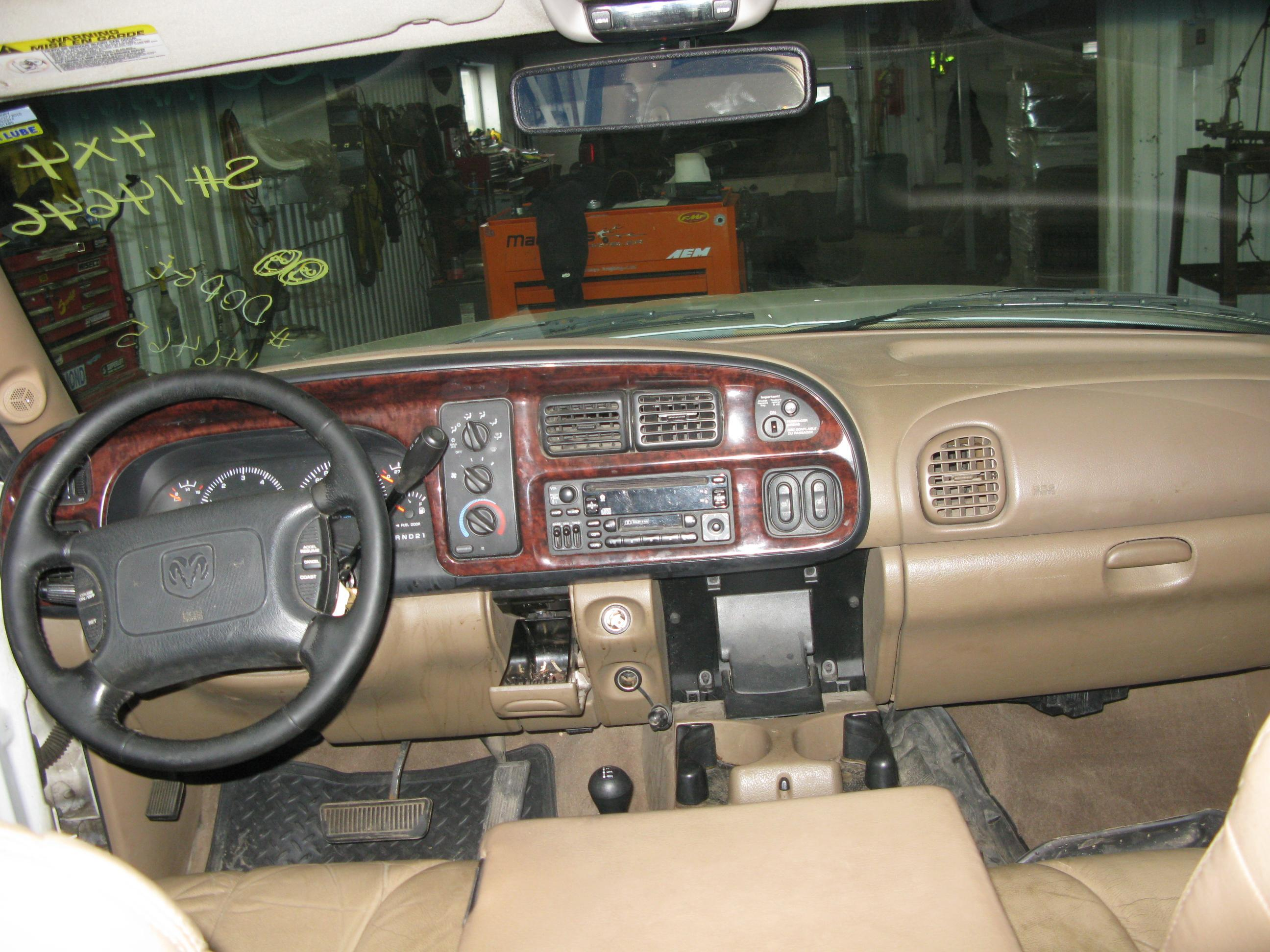 Dodge  DODGE RAM 1500 PICKUP 2000 For ..