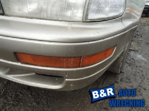 1992 Toyota Camry Left Side Front Lamp 21729461 116 58383l