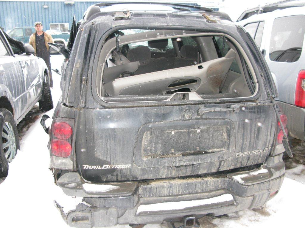 Chevrolet  TRAILBLAZER 2004 For Parts 213510