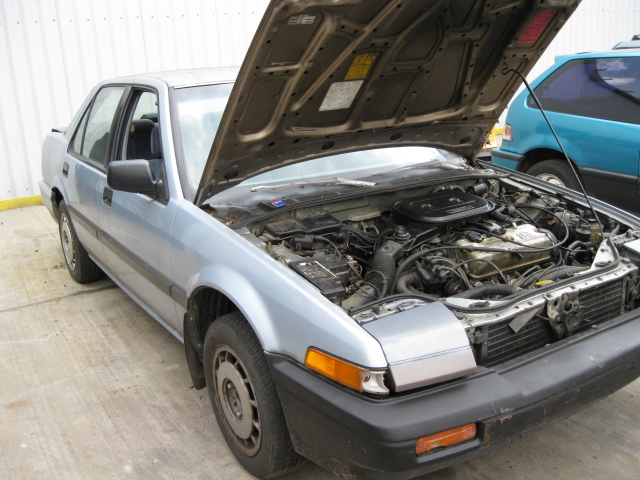 Parting out a 1986 Honda Accord