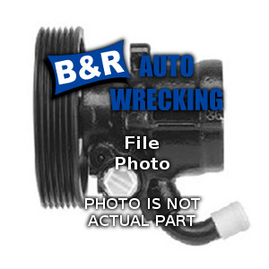 Ford F350SD 2006 Power Steering Pump With Pulley