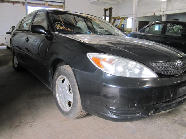 Parting out a 2003 Toyota Camry