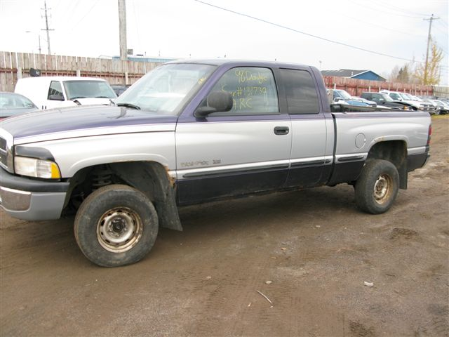 <em>1998</em> <em>DODGE</em> <em>RAM</em> <em>1500</em> <em>PICKUP</em> <em>Axle</em> Assy, Fr (4WD) <em>Used</em> - Very Good