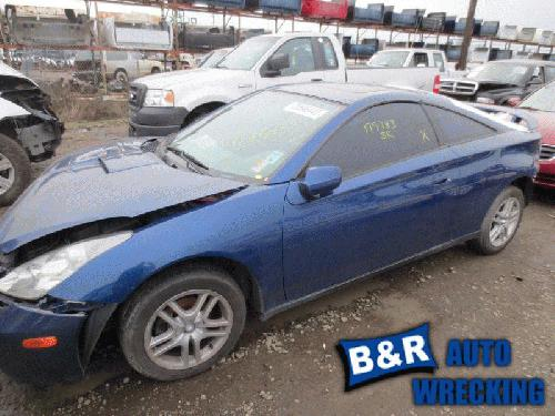 2000 Toyota Celica Left Side Fender 21925316 110 58772l