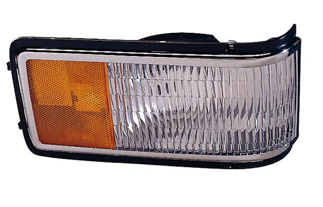 1989-1993 CADILLAC DEVILLE / 1989-1993 CADILLAC FLEETWOOD SIDE MARKER LIGHT - PASSENGER SIDE