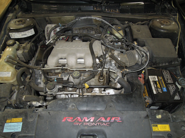 2000 pontiac grand am engine motor 3 4l vin e 20231516. Black Bedroom Furniture Sets. Home Design Ideas