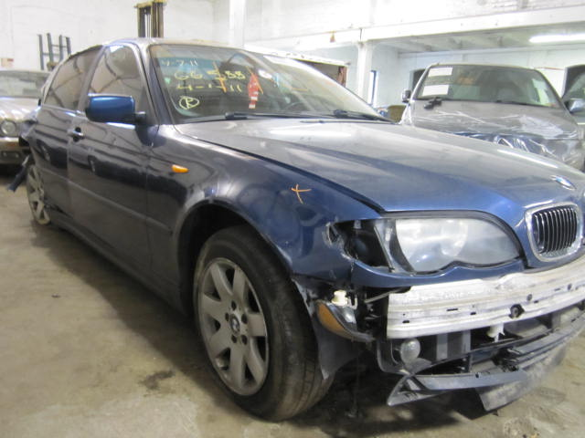 Parting out a 2003 BMW 325i
