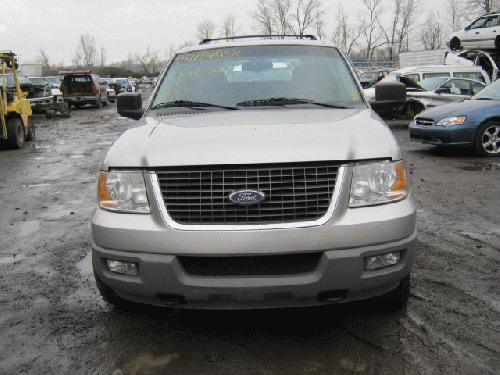 2003 Ford Expedition <em>Spare</em> Wheel Carrier